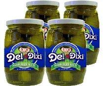 Del-Dixi Hamburger Slices 16 oz (Del Dixie Pickles compare prices)