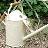 Haws 8.8 Litre Heritage Watering Can - Cream