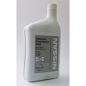 Matic-d Auto Transmission Fluid Atf Nissan 1 Case 12qts Matic D 4speed Automatic 999mp-aa100pe by Nissan