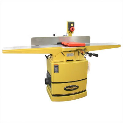 Read About Powermatic 1610086K Model 60HH 8-Inch 2 HP 1-Phase Jointer with Helical Cutterhead