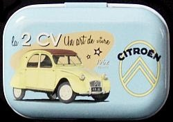motif-2cv-citroen-mint-tin-pill-box-pill-box-mint-box-small-money-box-by-heart-of-ireland