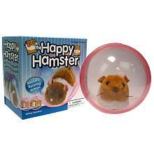 Brown Happy Hamster