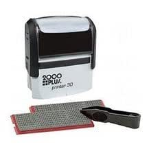 Cosco(R) Self-Inking Do-It-Yourself Stamp Kit