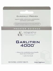 Integrative Labs Garlitrin 4000 100 Enteric Coated Tablets