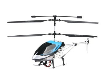 SENXIANG S02 3.5-Channel R/C Helicopter with Gyroscope (Blue)