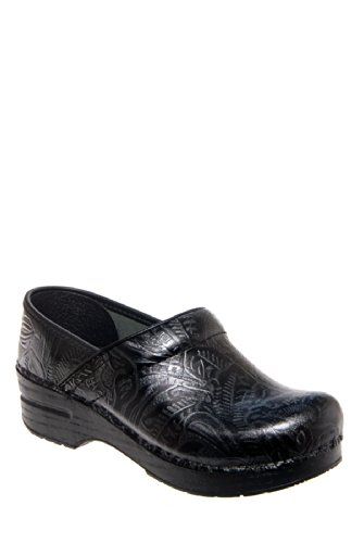 Dansko Professional Tooled Clog - Black 906