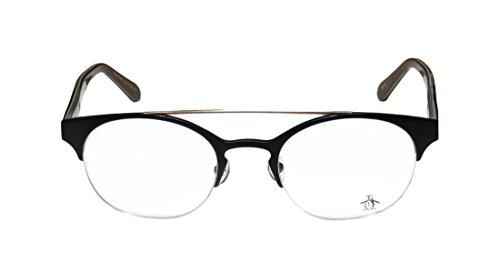 [Eyeglasses Original Penguin THE BERNARD Gunmetal] (Android 17 And 18 Costumes)