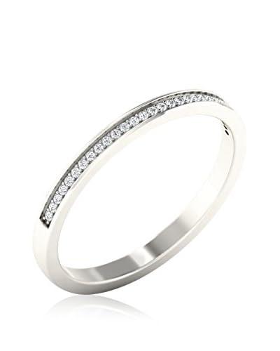 Friendly Diamonds Anello FDPXR7409W [Oro Bianco]