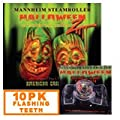Halloween 2 Creatures Collection with 10-PK of Flashing Teeth - Party Pack