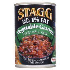 Stagg Vegetable Garden Vegetable Chili 410G (Hormel Chili Con Carne compare prices)