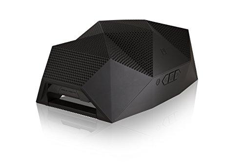 Outdoor Tech Ot4200 Big Turtle Shell - Rugged Bluetooth 4.0 Wireless Boombox & Powerbank (Black)
