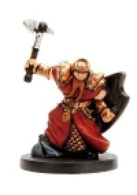 D & D Minis: Cleric of Moradin # 1 - Dragoneye (Cleric Mini compare prices)