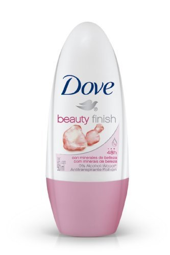 "3x Rotolo Dove deodorante su ""Beauty Finish"" per la donna"