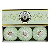 Roger & Gallet Green Tea (The Vert) Perfumed Soap Coffret - 3x100g/3.5oz