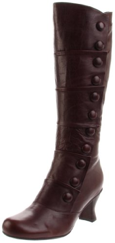 Miz Mooz Women's Amelia Knee-High Boot