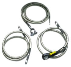Taylor Cable 20012 Diamondback Shielded Battery Cable