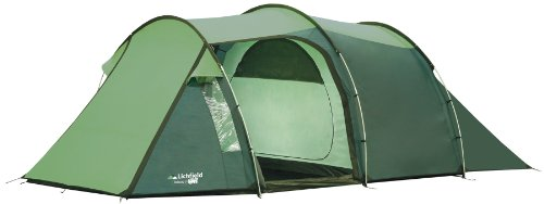 Lichfield Arisaig 3 Man Tent -Dark Ivy/Forest Shade