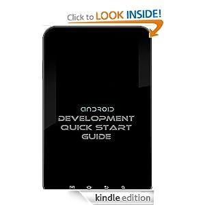 Android Development Quick-Start Guide E Emerson