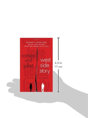 a comparison of west side story by arthur laurents and romeo and juliet by william shakespeare William shakespeare's romeo and juliet and arthur laurents' west side story  are  using these three comparisons, readers can clearly see the tragedy of love .