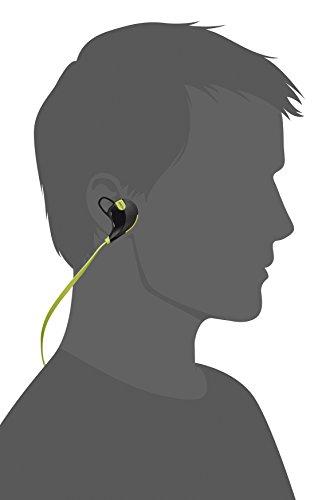 SoundPEATS(サウンドピーツ) ワイヤレス スポーツ ヘッドセット QY7 [並行輸入品] black/green