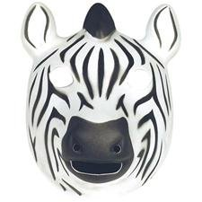 Zebra Mask (Foam) [Toy] [Toy] - 1