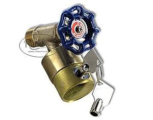 Water faucet lock - Lookup BeforeBuying