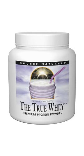 Source Naturals True Whey, 16 Ounce (Pack of 2)