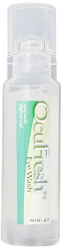 Optics OcuFresh Eye Shower, 60 - 20 ml vials