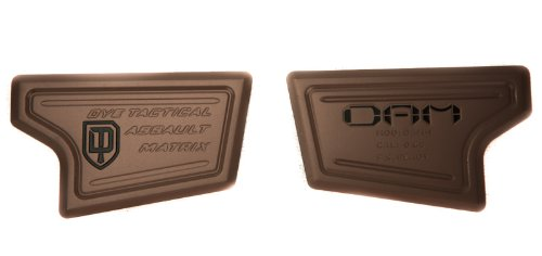 Dye DAM Mag Well Logos - DE (Dark Earth) (Dye Dam Mags compare prices)