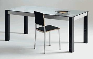 Tavolo da salotto Fenice Cm 140 X 90 X h75 - 100% MADE IN ITALY -
