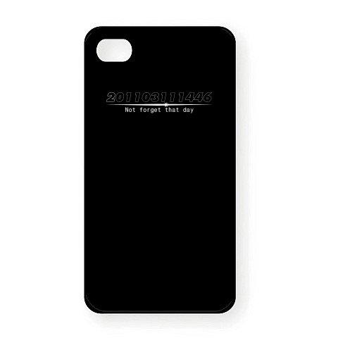 201103111446 iPhone4オリジナルケース(ブラック)