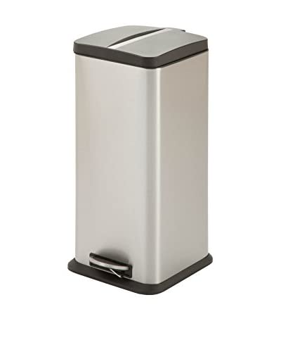 Honey-Can-Do 30-L Square Step Trash Can
