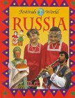 img - for By Harlinah Whyte Russia (Festivals of the World) [Library Binding] book / textbook / text book