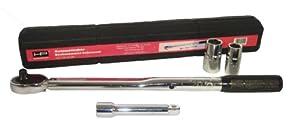 HP-Autozubehör 13228 Automatischer Drehmomentschlüssel 1/2 Zoll mit Zubehör-geprüft
