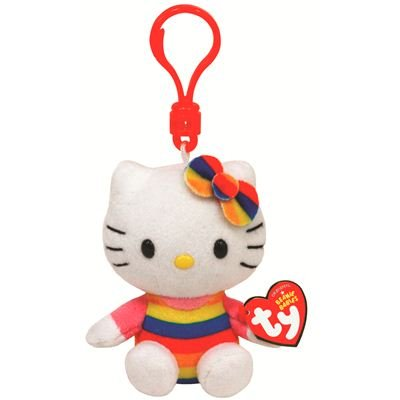 Ty Hello Kitty Cupcake - Clip - 1