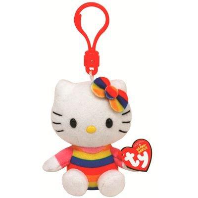 Ty Hello Kitty Cupcake - Clip