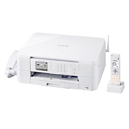 brother プリンター A4 インクジェット複合機  PRIVIO MFC-J730DN デジタル子機1台付き/FAX/無線LAN