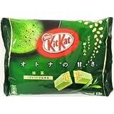 Japanese Kit Kat - Thé Vert 155 gr. (pack de 12)