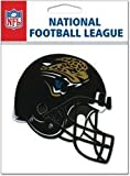 NFL TEAM HELMET 3D Stickers JACKSONVILLE JAGUARS - DISCONTINUED ITEM - For Scrapbooking, Card Making & Craft Projects