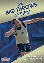 Buy Brian Forrester: The Big Throws System (DVD) by Championship Productions
