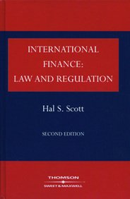 International Finance: Law and Regulation