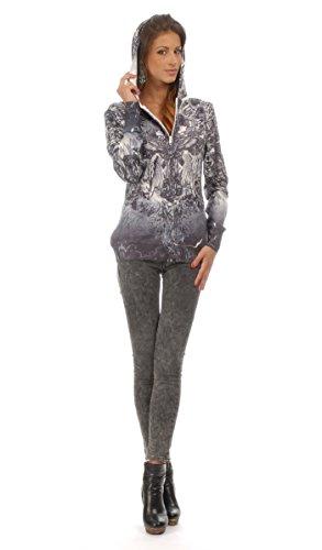Innocent - Cardigan AUGUSTINA - Woman - XL - Grey