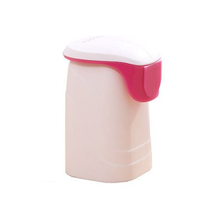 Rose Red Cup toothpaste dispenser