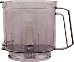 Braun 7051-144 Food Processor Work Bowl, 2000ML or 70oz.