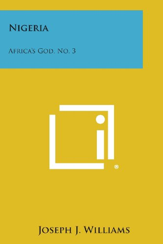 Nigeria: Africa's God, No. 3