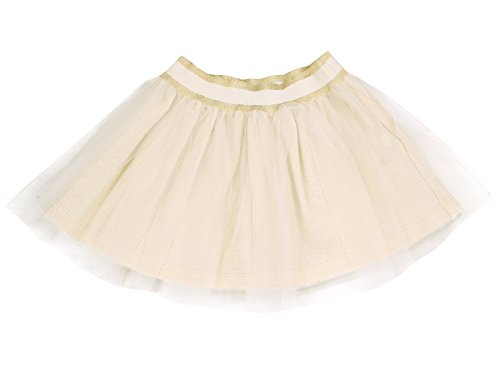 Patrizia Pepe - Gonna Bambina, Colore: Oro, Taglia: 16 ANNI