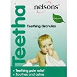 THREE PACKS of Nelsons Teetha Teething Granules