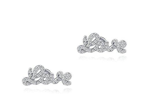amdxd-jewelry-damen-ohrstecker-vergoldet-weiss-rund-zirkonia-buchstabe-love-08-07-cm