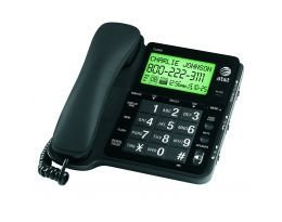 At&T 5L2939 Corded Speakerphone with Call-Waiting Caller ID X-Large Tilt Display