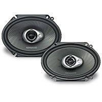 "Kenwood Kfc-C6893Ps 6""X 8"" 3-Way Car Speakers"